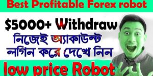 Profitable Forex robot   Forex Robot Trading Software   $5000+ Withdraw Live Accoun